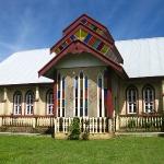 Eine von ca. 500 Kirchen