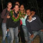 Unser 2. Ausflug in die Hinacave mit ein paar Leuten aus dem Vakalo Beach Resort in Ha'atafu