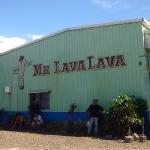Haha, Lava Lava bedeutet Sarong auf samoanisch