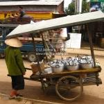 Suppenverkäuferin Vang Vieng / Laos