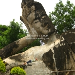 Sculpture Parc in Vientiane / Laos